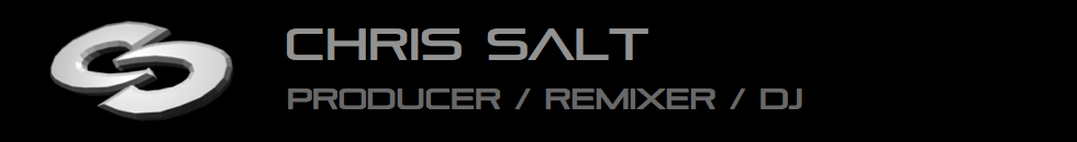 Chris Salt – Producer / Remixer / DJ